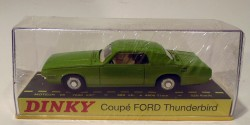 Ford Coupe Thunderbird 1968 1/43 Dinky Toys  - foto principal 1