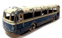 Onibus Autocar Chausson 29F Dinky Toys Meccano Made in France  - foto principal 2