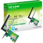 Adaptador PCI Express Wireless TL-WN781ND 150Mbps TP-LINK
