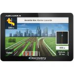 GPS Aquarius Discovery Channel 4.3'' Slim Touch Screen