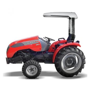 Trator Agrícola Agrale 4x4 4118.4 HSE