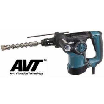 Martelete Rotativo Makita HR-2811FT - 28 mm
