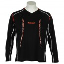 Camiseta Babolat Performance Internacional Manga Longa Black