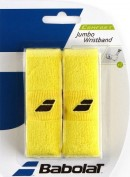 Munhequeira Babolat X2 New Yellow