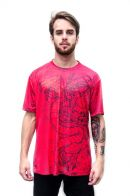 Camiseta Bones Red Dragon