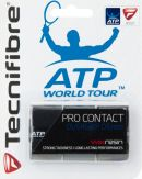 Overgrip Tecnifibre Pro Contact ATP Black X3 - 0,6 mm