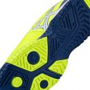 Tênis Asics Gel Resolution 6 Safety Yellow Poseidon All Court  - foto 5