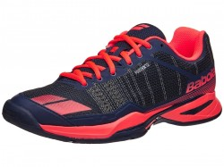 Tênis Babolat JET Team All Court Men Blue/Red  - foto principal 1