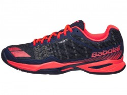 Tênis Babolat JET Team All Court Men Blue/Red  - foto principal 2