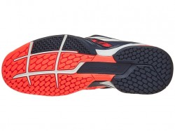 Tênis Babolat Propulse Fury All Court Men Fluo Red  - foto principal 6