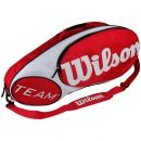 Raqueteira Wilson Team X6 Red/White