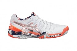 Tênis Asics Gel Resolution 7 L.E. London Wimbledon Feminino  - foto principal 2