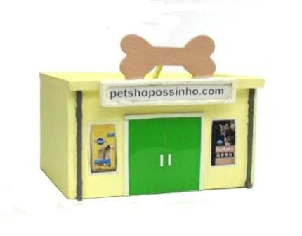 Pet Shop Ossinho - MORADA DO HOBBY - MH175