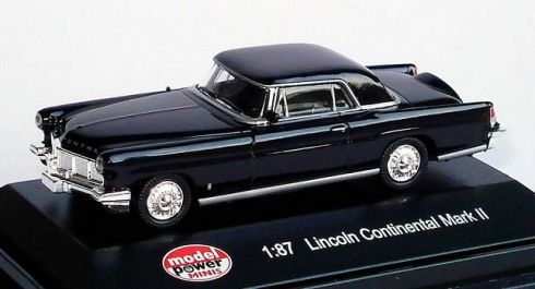 Lincoln Continental Mark II - MODEL POWER - 19482