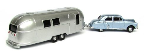 Chevrolet 51 Com Trailer Home Anos 50 - DUMONT PARTS - 217/18  - foto 8