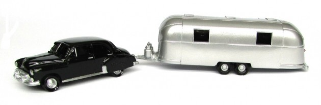 Chevrolet 51 Com Trailer Home Anos 50 - DUMONT PARTS - 217/18  - foto principal 6