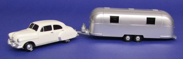Chevrolet 51 Com Trailer Home Anos 50 - DUMONT PARTS - 217/18  - foto principal 5