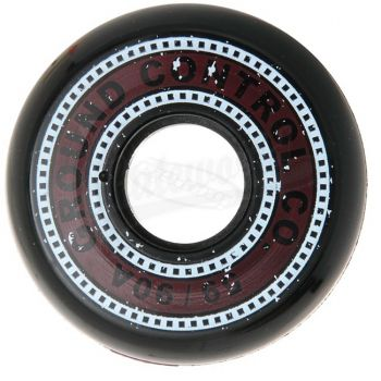 Roda Ground Control 59mm/ 90A Roda Preta