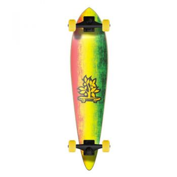 Longboard Wood Light Pintail Reggae