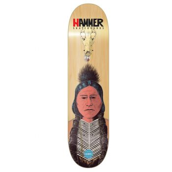 Shape Hammer Chiefs Series Comache 8.0