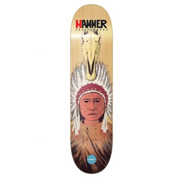 Shape Hammer Chiefs Series Sioux 8.0