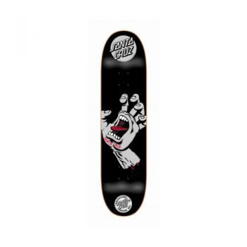 Shape Santa Cruz Screaming Hand Black Tam: 8.5