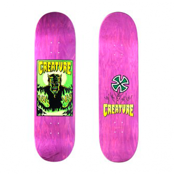 Shape Skate Creature Hell LG Team 8.8