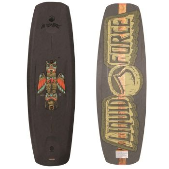 Prancha de Wakeboard Liquid Force 2017 Deluxe 140