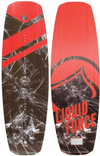 Prancha de Wakeboard Liquid Force 2017 FLX 135