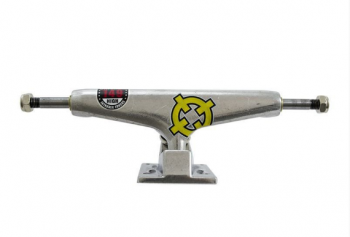 Truck Skate Intruder Pro Series 149 Silver High