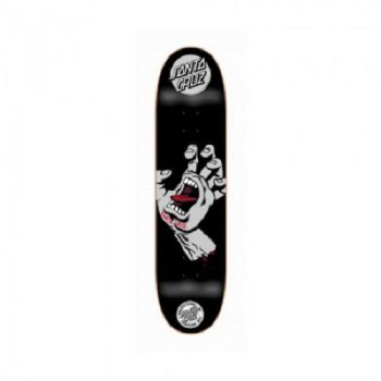 Shape Santa Cruz Screaming Hand Black 8.0