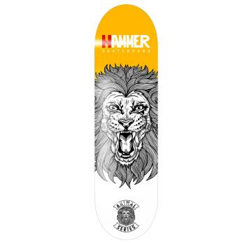Shape Hammer Animal Series Leão 8.5