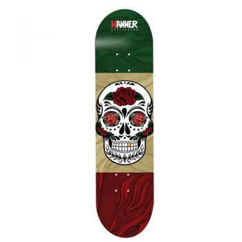 Shape Hammer Maple Caveira Mexicana 8.0