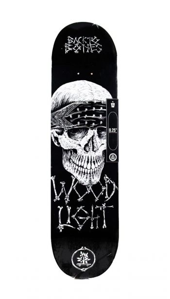 Shape Wood Light Back to Bones Gang 8.25