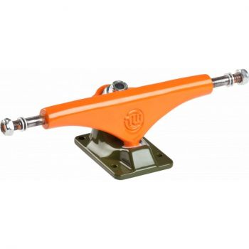 Truck Skate Mini-Logo 137 Orange Black
