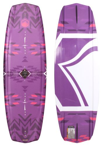 Prancha de Wakeboard Liquid Force 2017 Jett 136