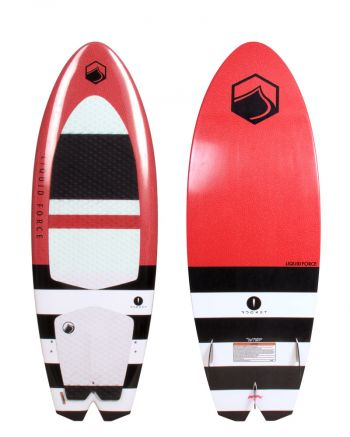 Prancha de Wakesurf Liquid Force Rocket 4''8'' 2017