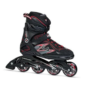 Patins Fitness Fila Primo Comp Black Red