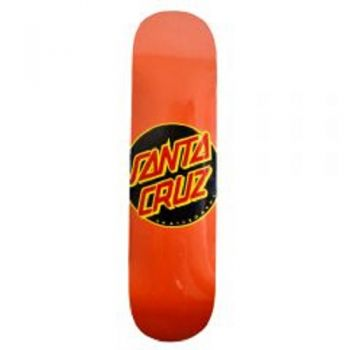 Shape Santa Cruz Maple Dot Orange 8.0