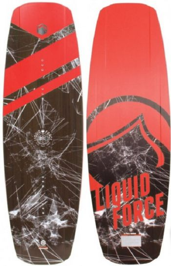 Prancha de Wakeboard Liquid Force 2017 FLX 139