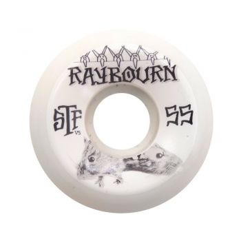 Roda Skate Bones STF Raybourn Choose 55mm