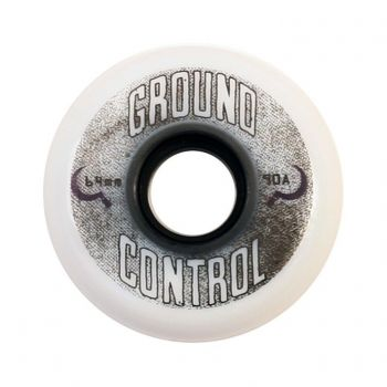 Roda Ground Control 64MM 90A Branca