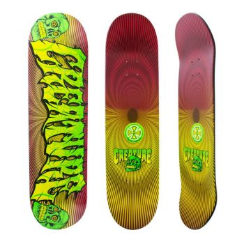 Shape Skate Creature Psych Medium 8.2