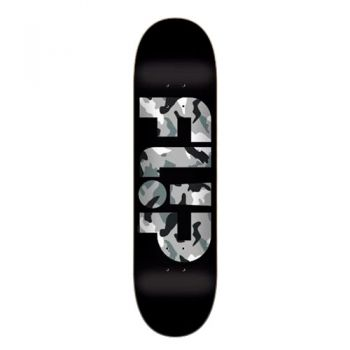 Shape Flip Odyssey Logo Camo Grey Team 8.13