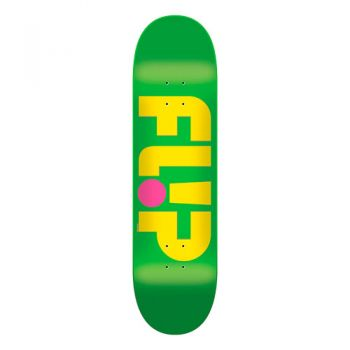 Shape Flip Odyssey Logo Day Glo Green Team 8.13