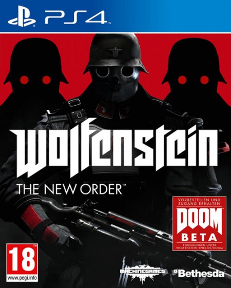 Wolfenstein: The New Order PS4  - foto principal 1