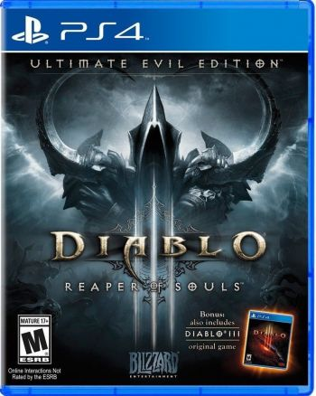 Diablo III - Reaper Of Souls Ultimate Evil Edition PS4