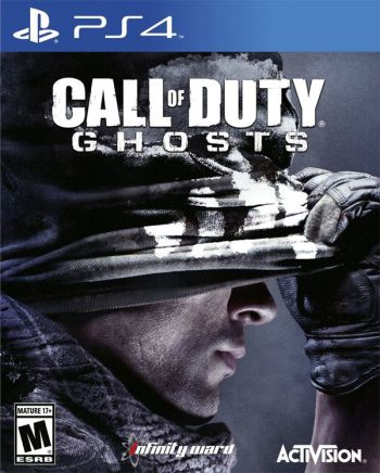 Call Of Duty Ghosts PS4  - foto 1