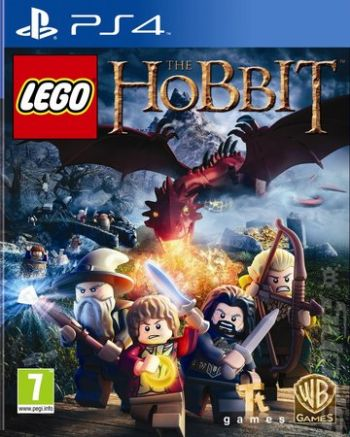 Lego The Hobbit Videogame PS4