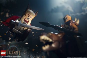 Lego The Hobbit Videogame PS4  - foto 5